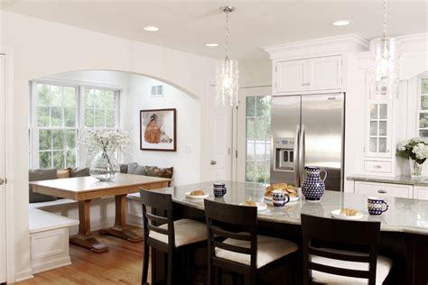 Kitchen Nook by Designing A Kitchen Nook