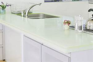 Moderne arbeitsplatten in der kuche tipps und for Arbeitsplatte küche glas