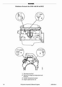Volvo D13 Oil Pressure Sensor Location