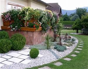 Garten Leichte Hanglage : landesblumenschmuck bewerb 2008 ~ Whattoseeinmadrid.com Haus und Dekorationen