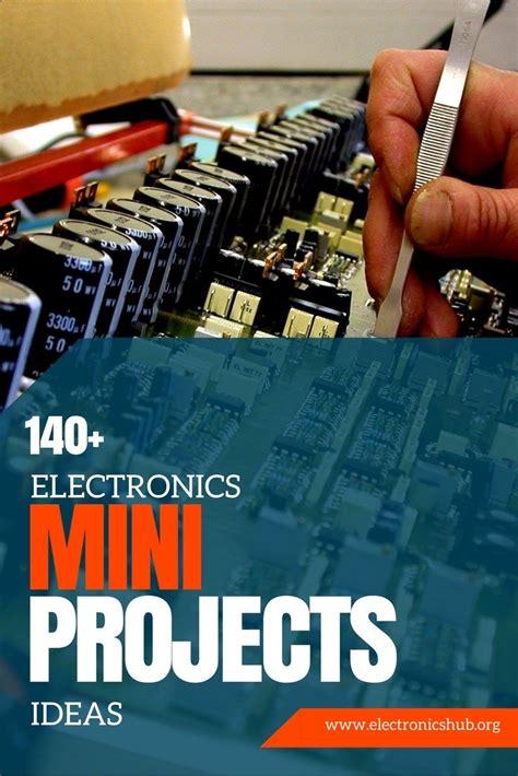 Elektronik Projekte Ideen by 140 Electronics Mini Projects Ideas For Engineering