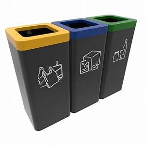 Poubelle De Tri Selectif : zug poubelle de tri s lectif modulaire 50l poubelles de ~ Farleysfitness.com Idées de Décoration