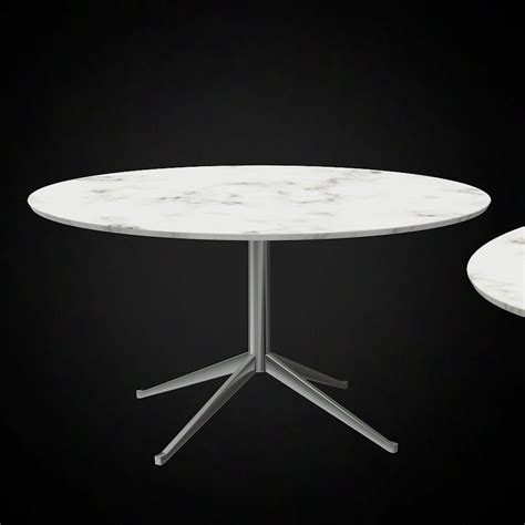 table florence knoll 3d florence knoll table furniture 3d models