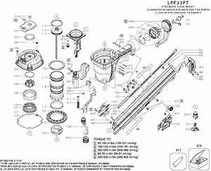 Paslode Framing Nailer Parts Schematic