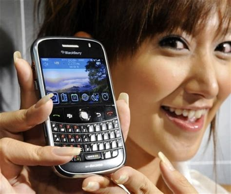 out battery flaw with blackberry bold