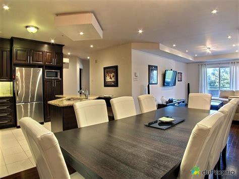 salon et cuisine salon et cuisine aire ouverte cuisine en image