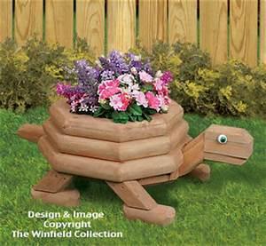 planter woodworking plans medium landscape timber turtle With wooden letter planter