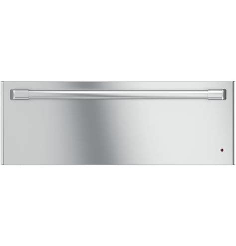 ge cafe series  warming drawer cwsjss ge appliances