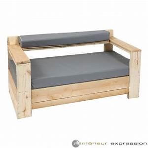 Palette De Bois : pin palette de bois sur roulettestable basse blanche on ~ Premium-room.com Idées de Décoration