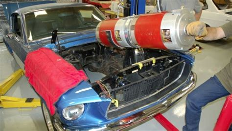 Win or Sin? Hot Rodders Create EV Conversion Kit for