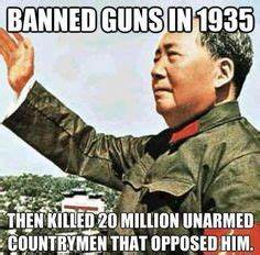 You actually believe criminals will obey gun control laws ...