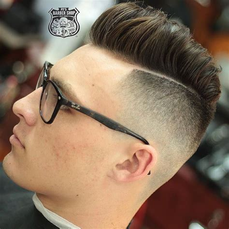 disconnected undercut hairstyles haircuts high fade