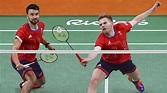 Rio 2016 Olympics: Marcus Ellis, Chris Langridge make badminton semi-finals - Rio 2016 - Badminton - Eurosport Asia