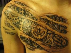 Steampunk Tattoos for Women   Go Back > Pix For ...