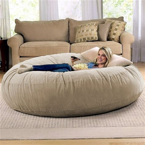 Lovesac Bed by The Lovesac Pillow And Other Comfy Chairs To Try This Winter