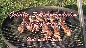Pfanne Für Grill : gef llte schweinerouladen eigenkreation f r grill und pfanne youtube ~ Orissabook.com Haus und Dekorationen