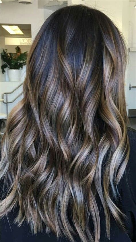 mushroom brown   hair color trend   moment