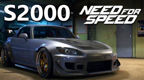 Honda S2000 Drift Build  Need For Speed 2015 Walkthrough