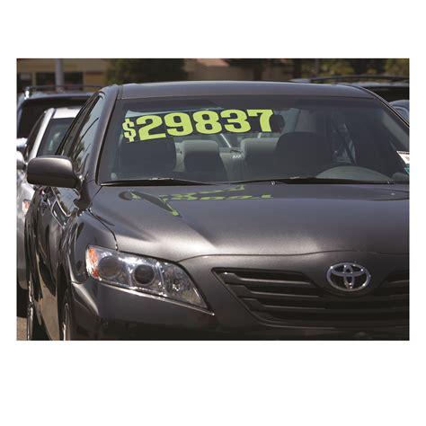 windshield numbers auto supplies texbrite