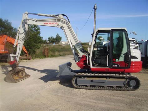 takeuchi tb mini excavators   year   sale mascus usa