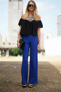 How to Look Great with Off-Shoulder Blouse   StyleWe Blog