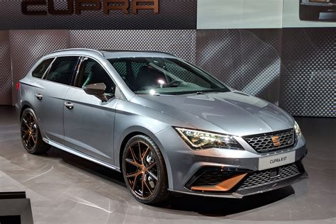 SEAT Leon Cupra R ST revealed - hot estate to rival the VW ...