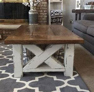 best 25 farmhouse coffee tables ideas on pinterest how With farm coffee table plans