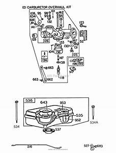 35 8hp Briggs And Stratton Carburetor Diagram