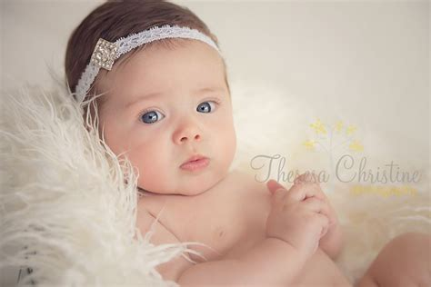 add  pin theresachristinephotographycom  month  baby