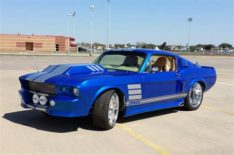 American Muscle Cars… Custom 1967 Ford Mustang... » Usa