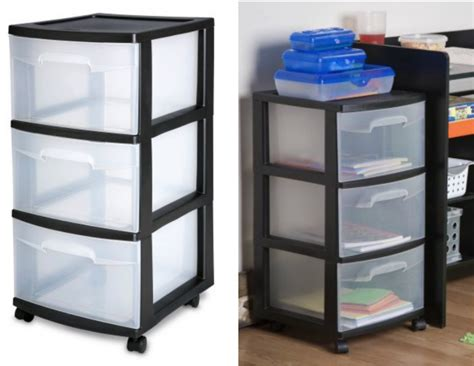 Sterilite 3-drawer Cart .98, Shipped White Triple Wardrobe With Mirror And Drawers Drawer Drawee Payee In Banking How To Install Richelieu Full Extension Slides Kitchen Runners Toolstation Chest Of Second Hand Uk Sterilite 4 Unit Beige Printers Ideas Wicker Basket