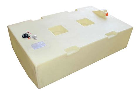 Boat Fuel Tanks Below Deck by 64 Gallon Permanent Below Deck Boat Fuel Tank
