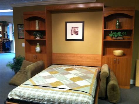 Small Space Furniture #19 With Murphy Beds & Desks