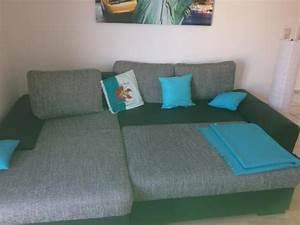 Couch Mit Schlaffunktion Gebraucht : sofa grau neu und gebraucht kaufen bei ~ Bigdaddyawards.com Haus und Dekorationen