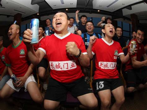 Fifa World Cup Fever Kills Two More Chinese Football News