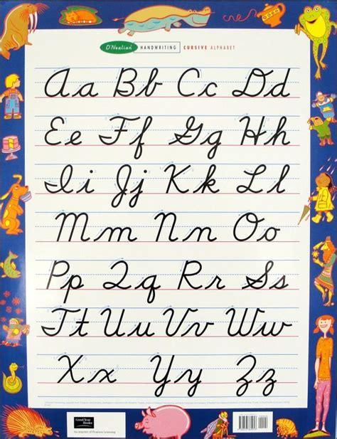 नंबर नाम कैसे लिखते है buy online. Cursive Letters Chart.pdf   Alphabet Cursive Chart (With ...
