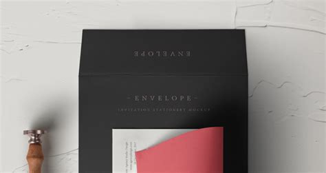 Download the best free invitation card mockup template for your next branding & promotion project. Invitation Card Envelope PSD Mockup Free Download ...