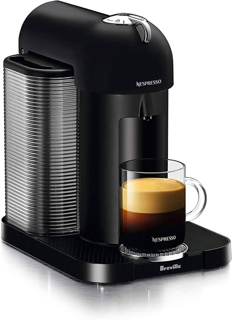 How many cups of coffee do you make in a day? Nespresso by Breville VertuoLine Coffee and Espresso Machine Review | Coffee Makers A-Z