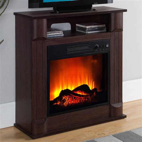 Fireplaces Enchanting Electric Fireplaces At Walmart To