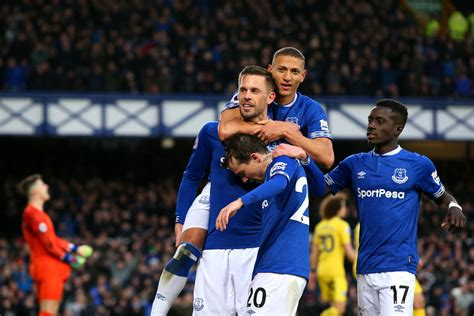 The only official source of news about everton, including stars like james rodriguez, richarlison, yerry mina and jordan pickford. Predicted Everton XI to face Spurs in the Premier League
