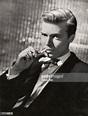 Karlheinz Bohm - portrait - German actor publicity photo ...