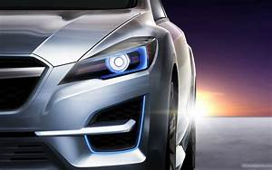 Subaru Impreza Concept Car 2 Wallpaper
