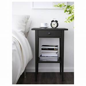 Ikea Hemnes Nachttisch : enchanting round black nightstand magnificent home design ideas with hemnes nightstand black ~ Eleganceandgraceweddings.com Haus und Dekorationen