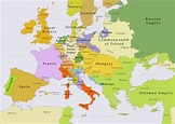 Neapolitan Empire - Alternative History