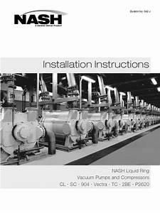 Manual Installation Instructions Bulletin 642