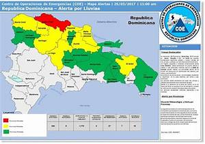 Floods in the Dominican Republic leave 1,700 displaced, 3 ...