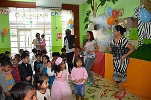 World Children's Day Party! 19/11/15 – Daffodils Nursery, Doha