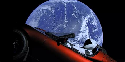 27+ Where Is The Tesla Car In Space PNG