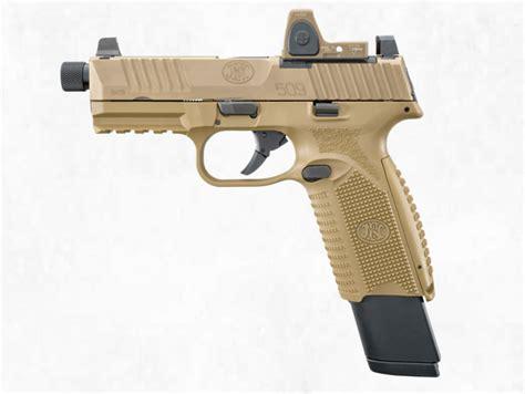 Breaking Fn 509 Tactical Released The Firearm Blog