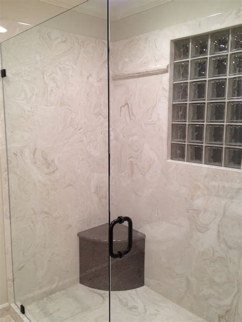 2019 Cultured Marble Shower Walls Cost   Marble Shower Price